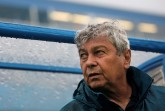 2901235 07/30/2016 Zenit's head coach Mircea Lucescu at the Russian Premier League championship's 1st round match between FC Zenit St. Petersburg and FC Lokomotiv Moscow. Mikhail Kireev/Sputnik