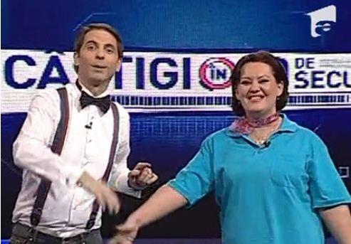 Tania Diaconu si Dan Negru