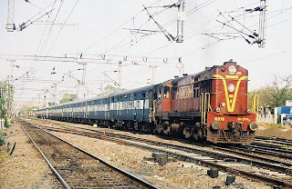Hyderabad-Ngp-Allahabad special train 2013