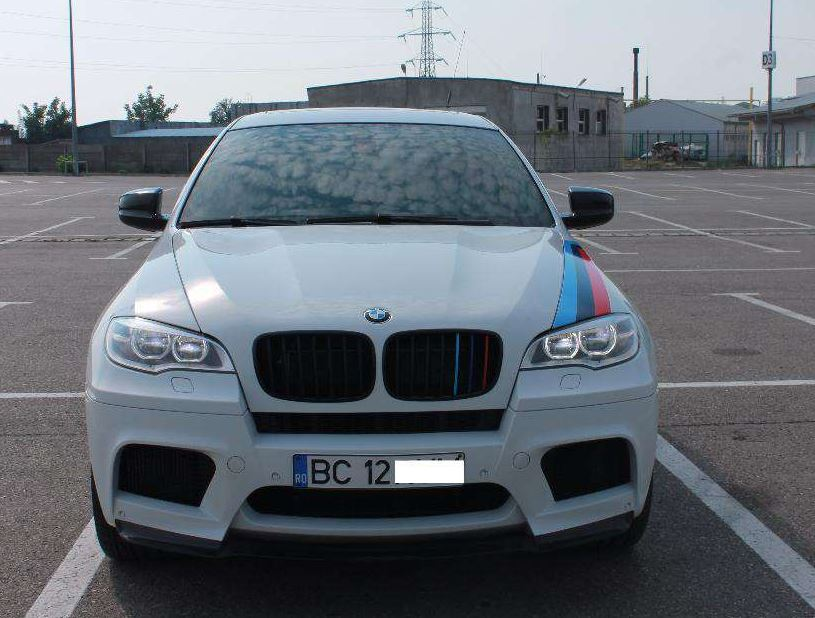 BMW X6 M edition 1