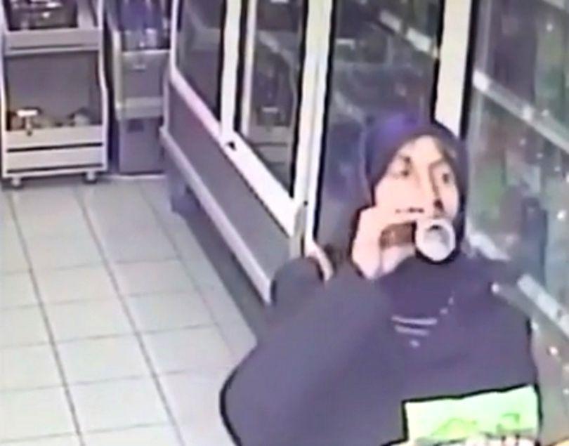 criminala de la metrou