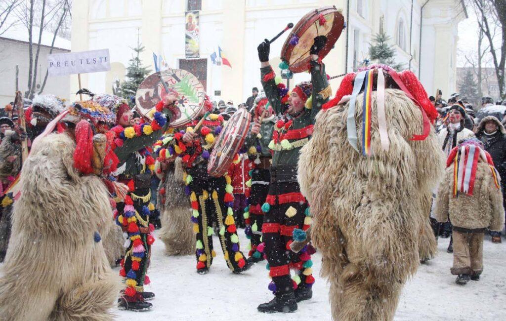 Obiceiuri și tradiții de Anul Nou